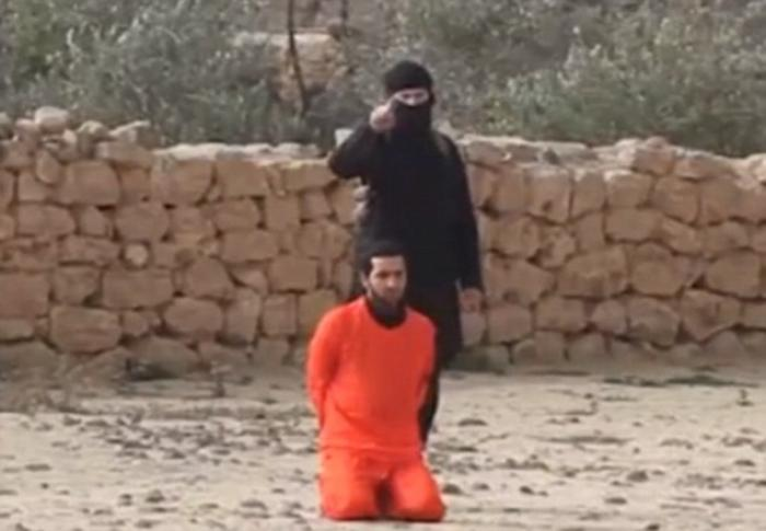 ISIS Releases Horrific Video Of Shotgun Execution [WARNING GRAPHIC