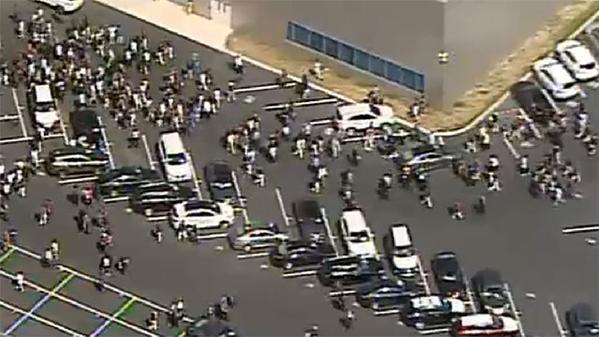 #BREAKING: Chaos After Gunman Opens Fire @Kia Plant In ...