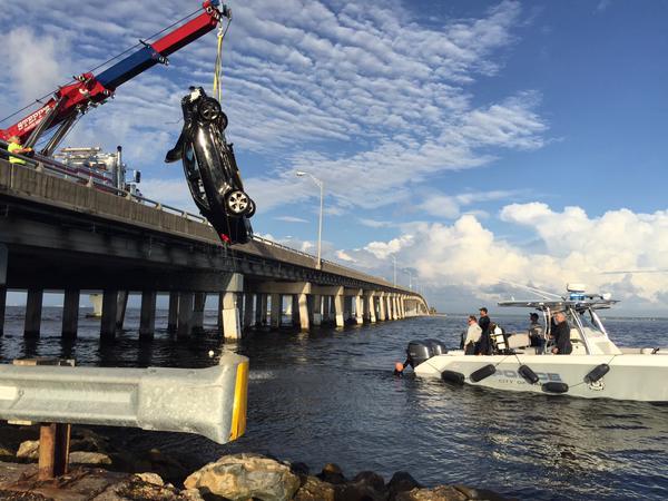 Tampa Bay car crash