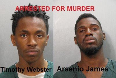 Jacksonville Murder Suspects