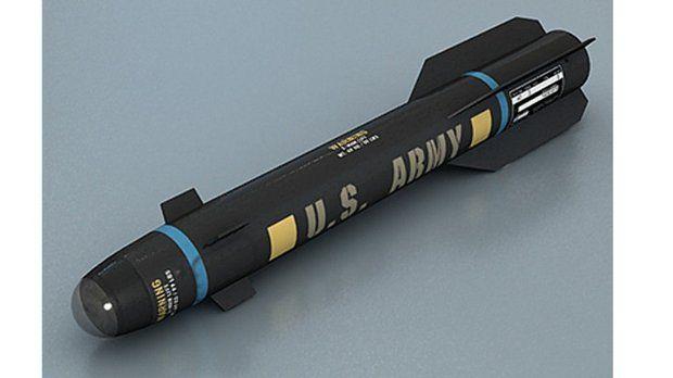 Fort Drum missile