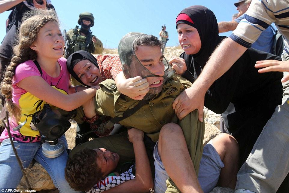 IDF Soldier boy