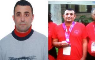 Special Olympics athlete Andi Gusmari