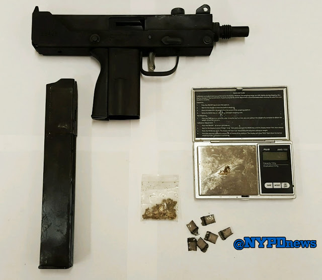 Mac-11 Machine Pistol