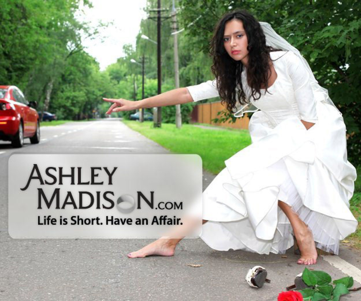 Hackers Post Stolen Data From 'Ashley Madison' Users
