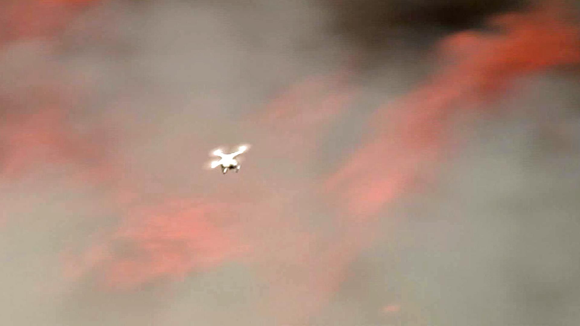 Drone/KTLA