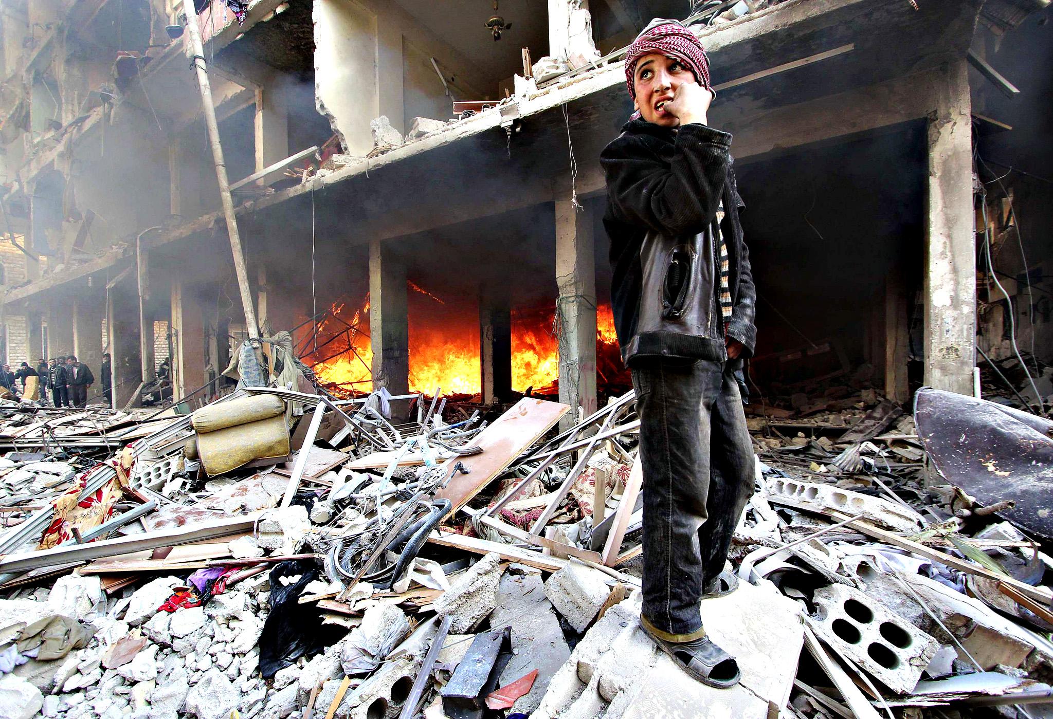 ohammed Badra/Reuters