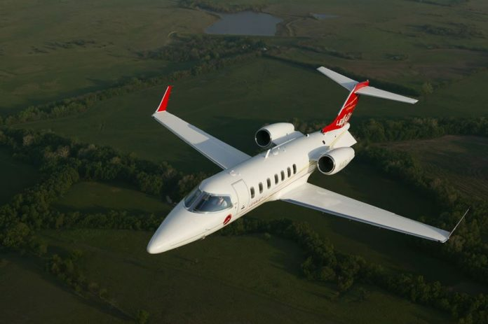 WACO, Texas -- This afternoon shortly after 12:00 p.m. a man crashed thru a gate and accessed a secure area of the Waco Regional Airport attempting to steal a Lear Jet.
