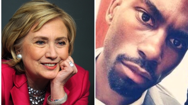 Black Lives Matter Hillary Clinton