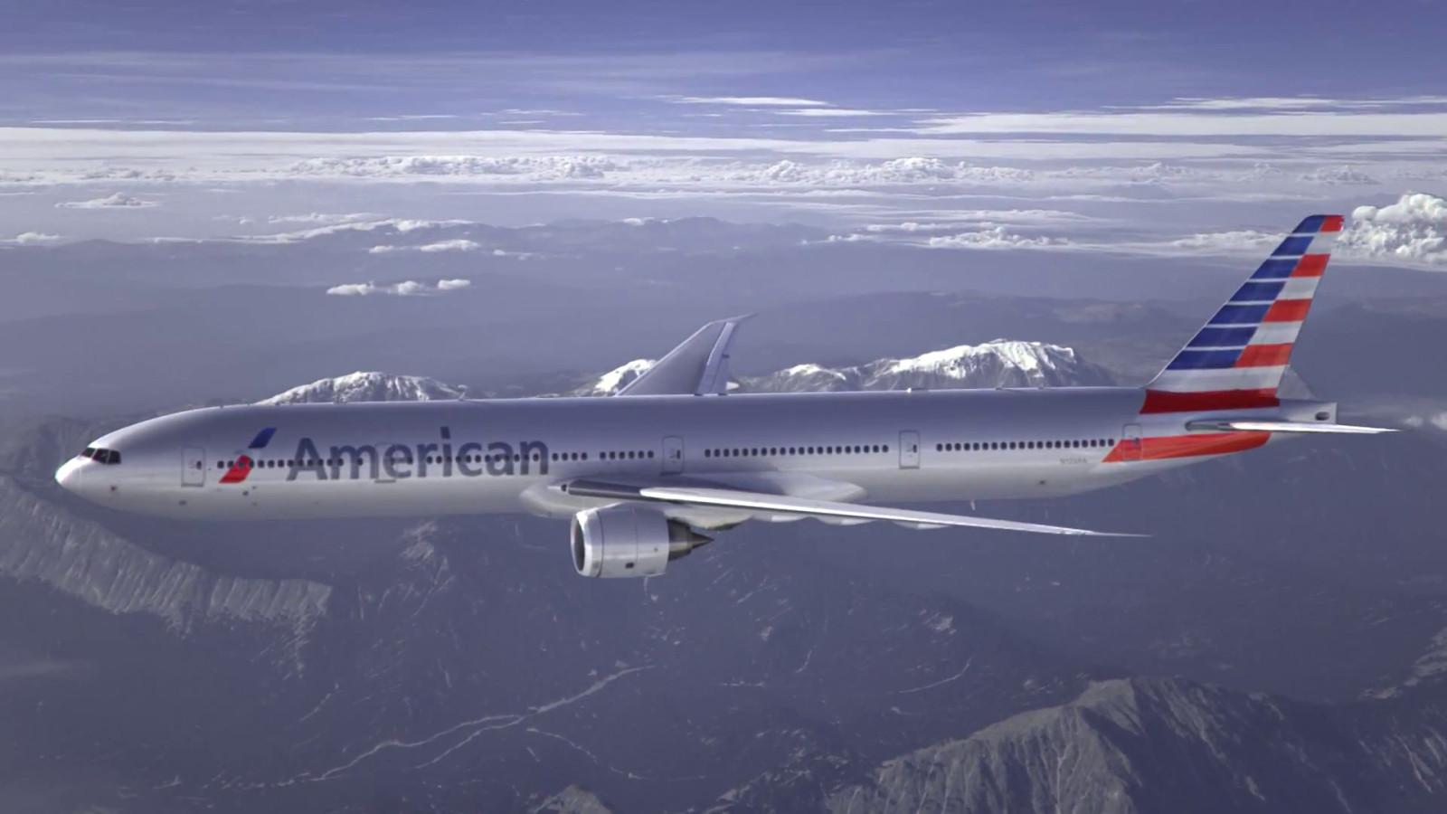 American Airlines Pilot Dies Mid Flight Breaking911