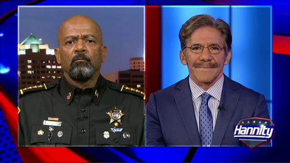 Oh boy, Geraldo Rivera dropped some fantastic gun knowledge when he debated Sheriff David A. Clarke, Jr. on Hannity Tuesday night. (Scroll down for video)
