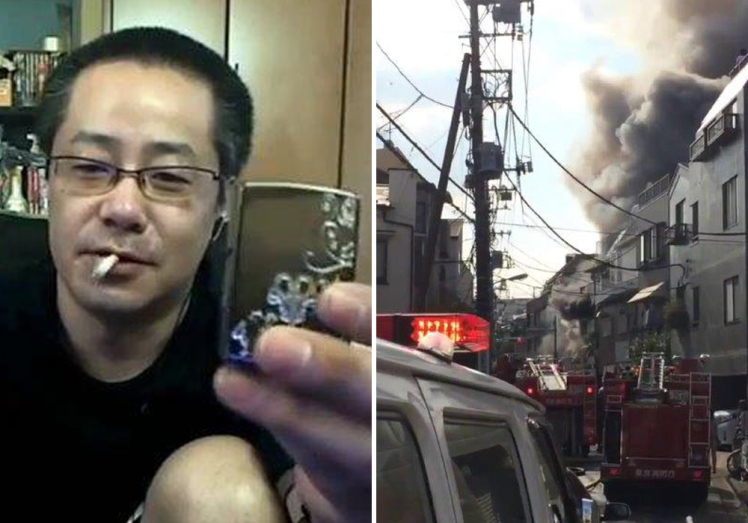 Gamer Accidentally Burned Down His Apartment And Live