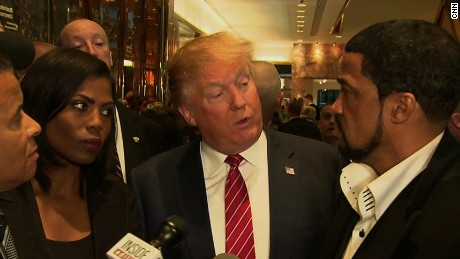 """Donald Trump met with a group of black pastors for several hours Monday, calling the session an """"amazing meeting"""" that went longer than planned because """"we came up with lots of good ideas."""" (Scroll down for AP Video)"""