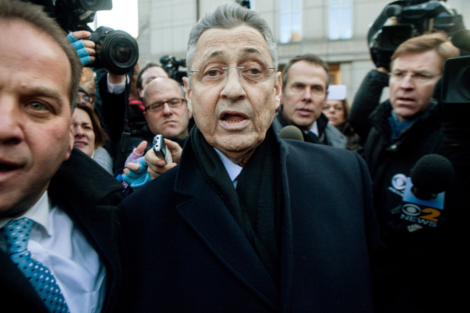 Former Assembly Speaker Sheldon Silver, 71, was convicted on all seven counts against him in his high-profile federal corruption trial, bringing to an end a remarkable career in which he spent two decades as one of the state's most powerful political figures.