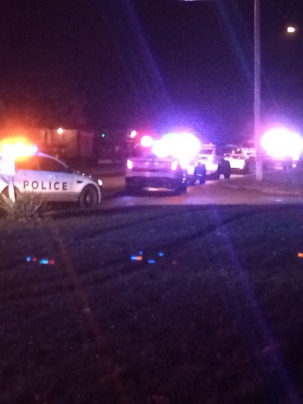 LINCOLN, Nebraska -- There are several reports of two police officer shot in Lincoln.