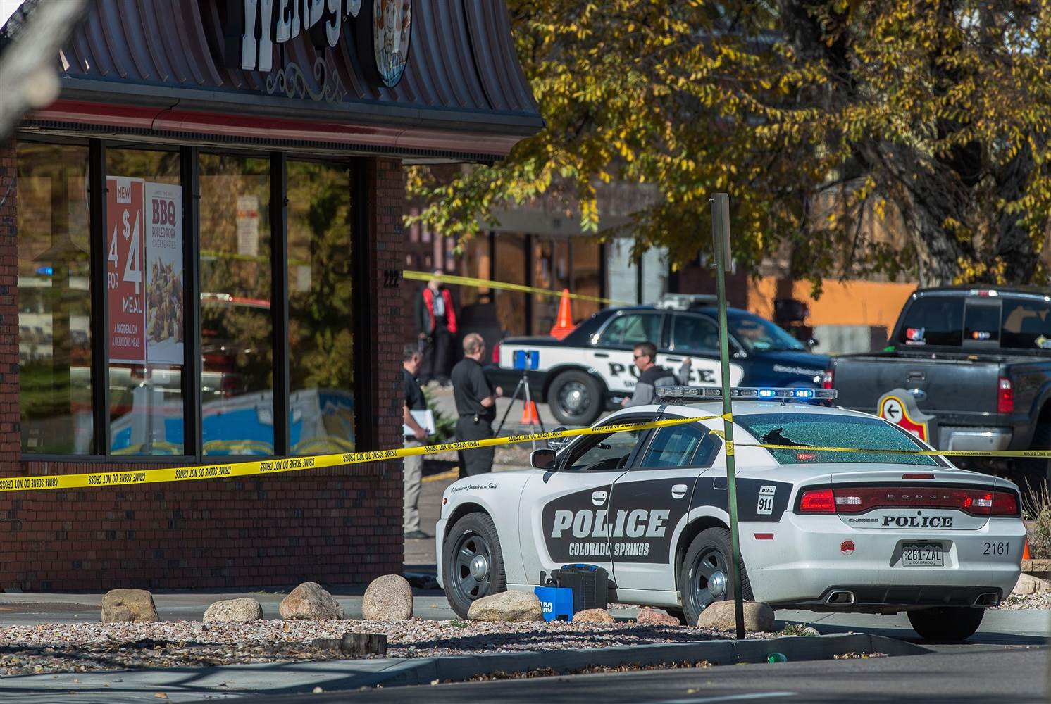 COLORADO -- On Halloween, at 8:45 AM, the Colorado Springs Police Department (CSPD) received a call for service regarding shots fired in the 200 block of North Prospect Street.