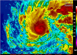 Sandra has intensified to major hurricane strength over the Pacific Ocean with maximum winds near 115 mph.