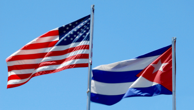Representatives of the United States and Cuba signed a joint statement on environmental cooperation today at the Department of State in Washington, D.C.