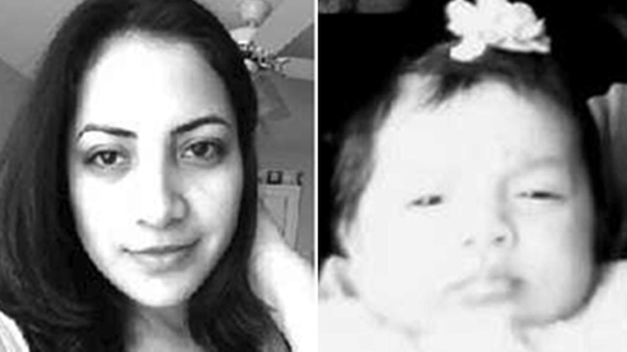 Vineland Police Department began and initial missing person investigation into the disappearance of Neidy Ramirez W/F/34 and her 3 month old daughter Genesis Ramirez