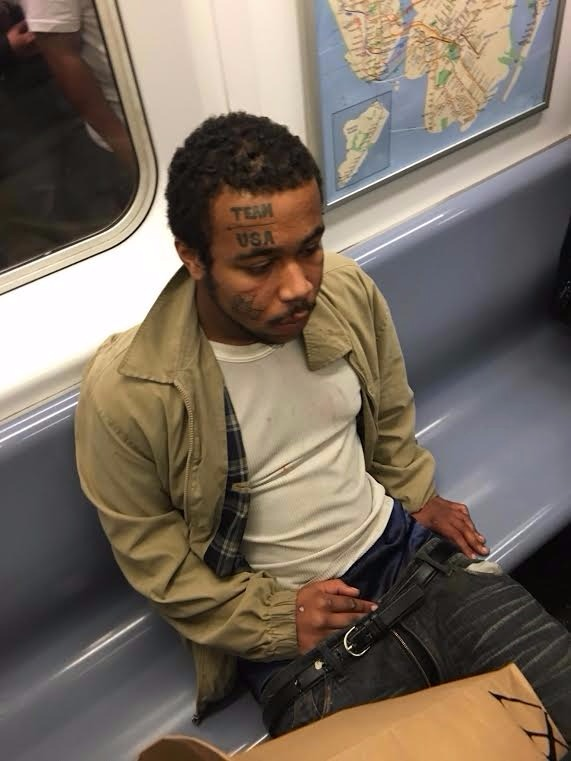 Man Wanted By Police For Masturbating Over 30 Minutes On