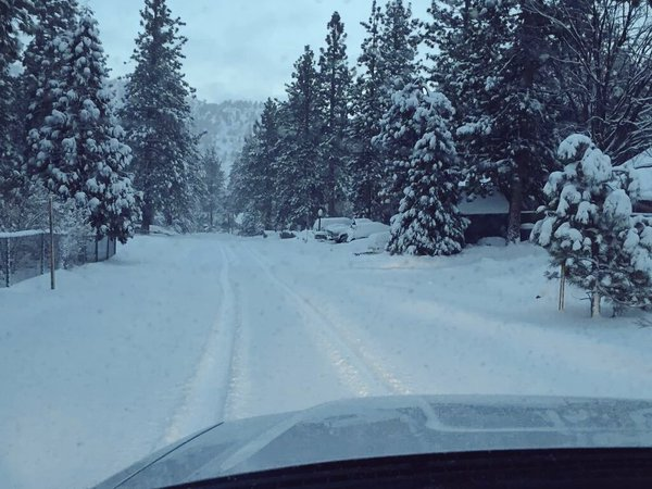 Woman missing at calif ski resort found breaking911 for Snow cabins near los angeles
