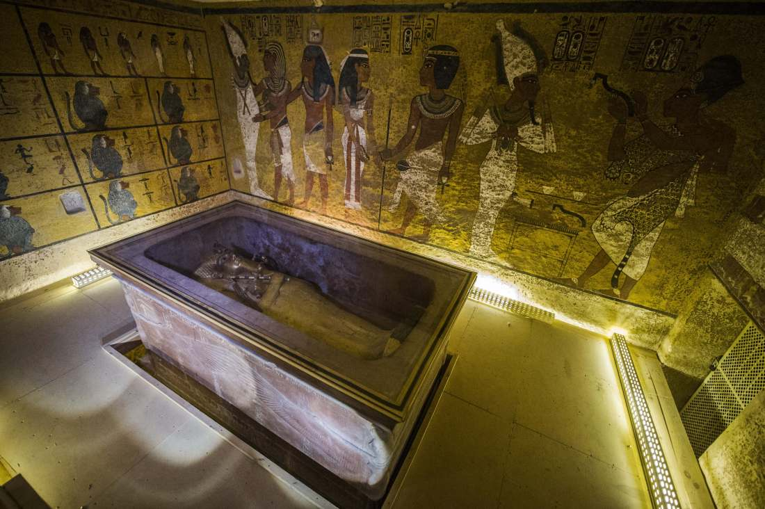Bombshell: King Tut May Have Shared His Tomb, Possibly ...
