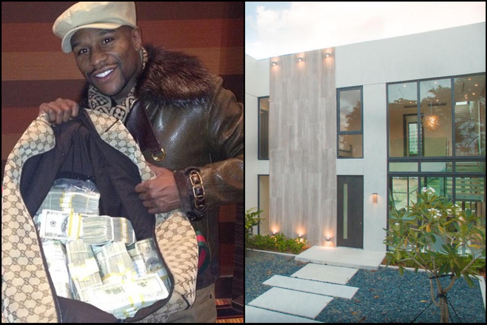 Floyd Mayweather Jr Buys 7 7 Million Miami House With