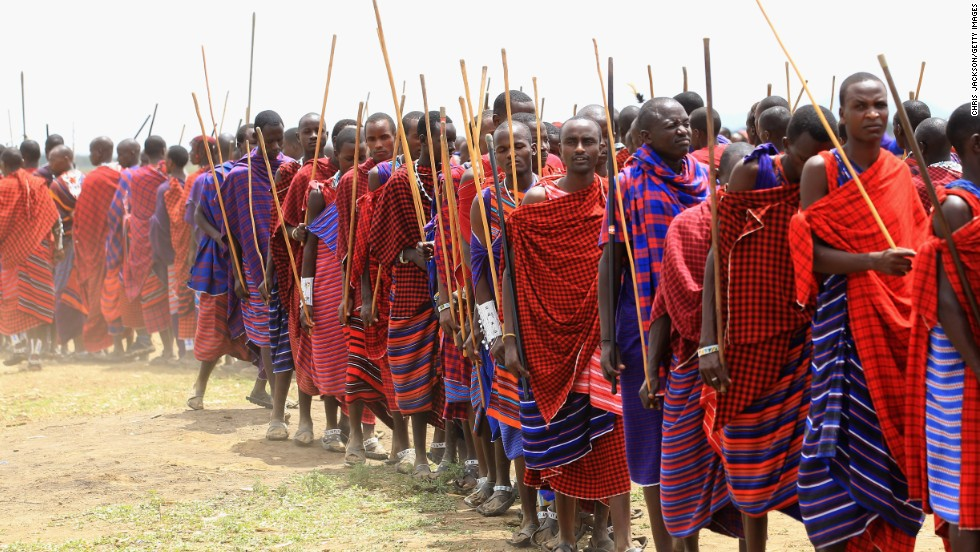 <> on November 9, 2011 in Arusha, Tanzania.