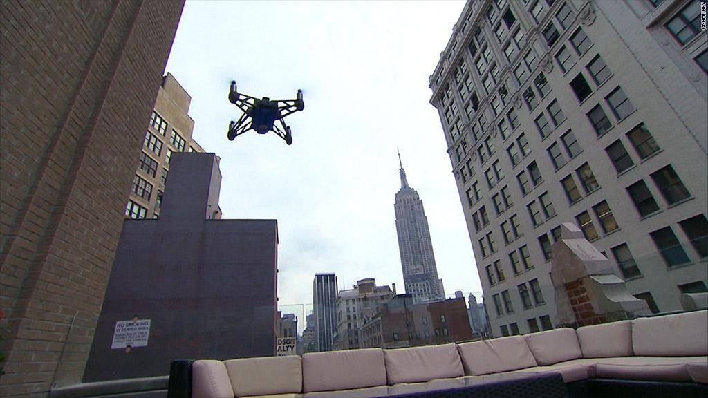 drone w CREDIT