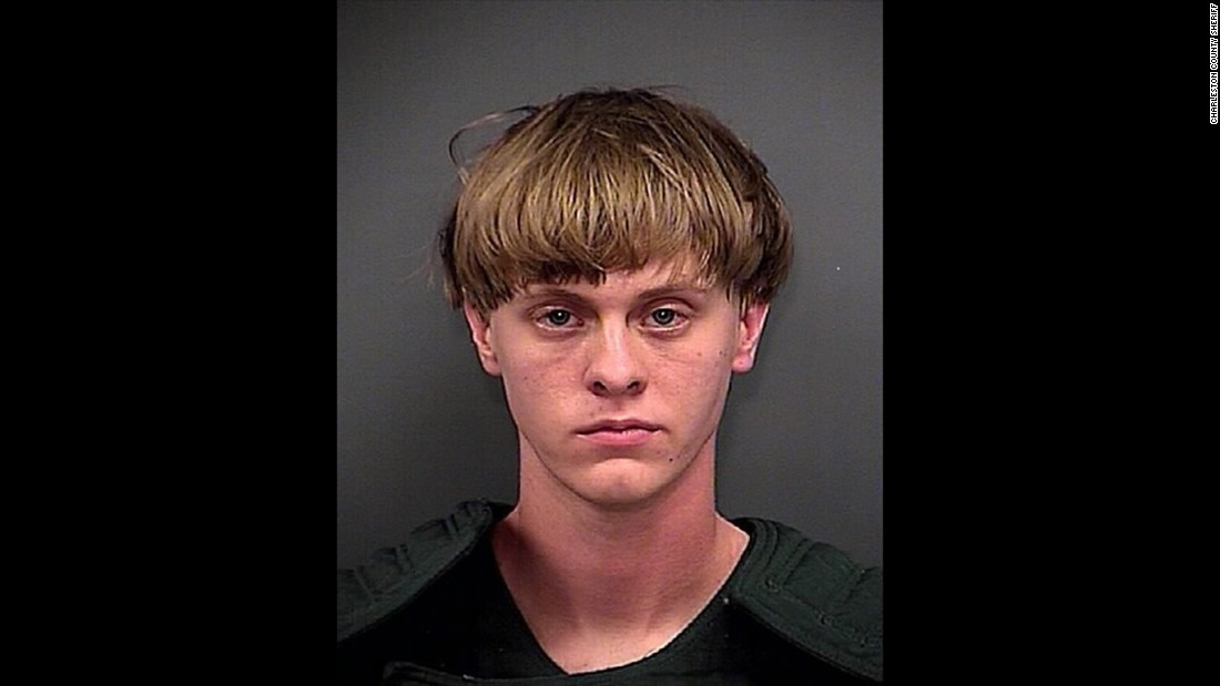 Dylann Roof w CREDIT