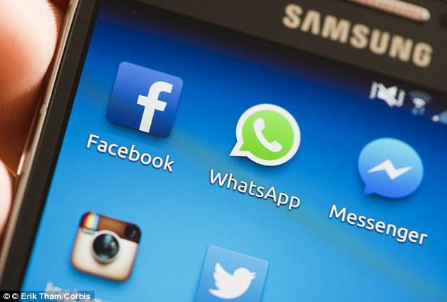 facebook twitter phone iphone app