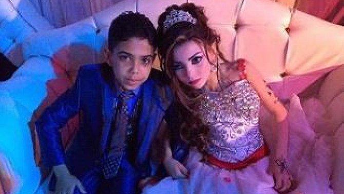 Family photo via Masrawy