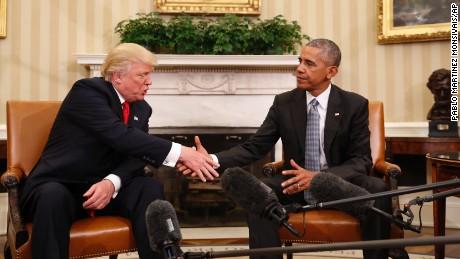 Obama Trump w CREDIT