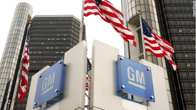GM General Motors w CREDIT