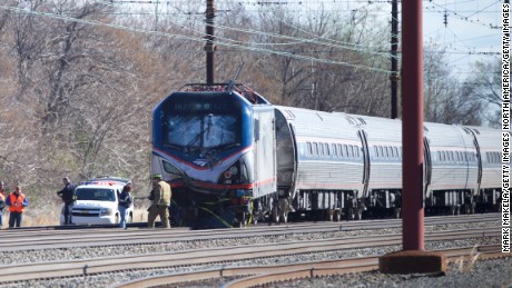 NEW: Amtrak engineer in fatal crash tested positive for ...