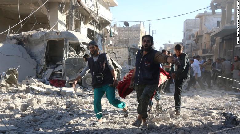 syria aleppo w CREDIT
