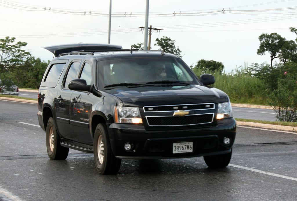 15 Official Vehicles Stolen From State Dept Breaking911