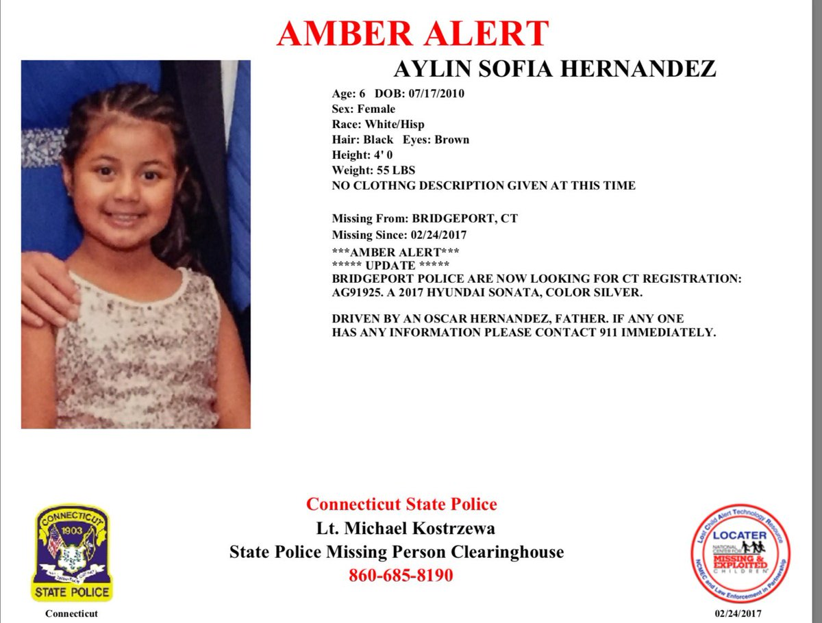 Urgent Amber Alert 6 Y O Taken By Dad In Bronx Who Is Fatal Stabbing Suspect Breaking911