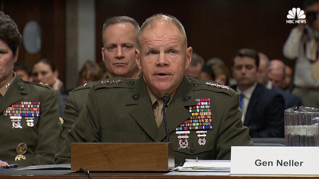 Marine Court-Martialed over Nude Photo-Sharing Scandal