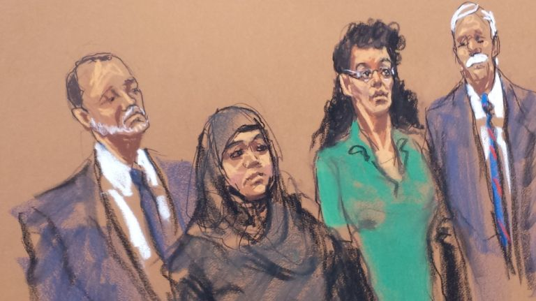 NEW: 2 NYC Women Admit To Attempting To Build Bombs for Terror Attack on US Soil - Breaking911