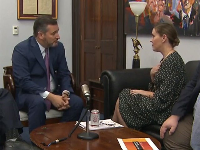 WATCH: Ted Cruz Has to Explain to Alyssa Milano the Difference between a Machine Gun and an AR-15; The Gun Control Activist Also Reveals She Has 2 Guns In Her Home For Self-Defense - Breaking911